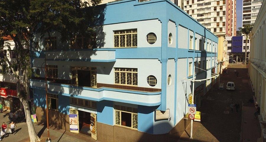 Sede Central - Clube União Recreativo